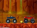 Monster Trucks Attack online game