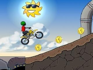 Happy Bike online hra