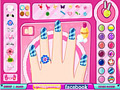 Nail Diy Fun online game