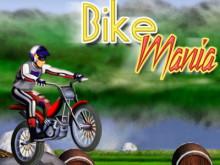 Bike Mania online hra
