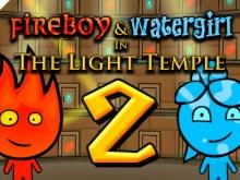 Fireboy & Watergirl 2 online game