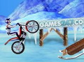 Bike Mania 3 On Ice online hra