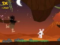 Rabbids Travel in Time online hra