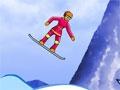 Snowboarding online game