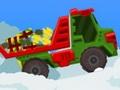 Santa Truck online hra