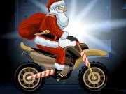 Santa Rider online hra