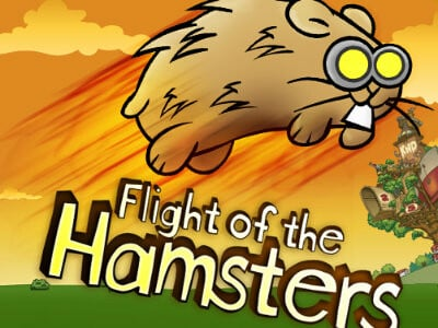 Flight of the Hamsters online game