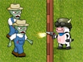 Cow Vs Zombies online hra
