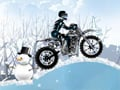 Ice Rider online hra
