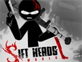 Sift Heads Ultimatum online hra