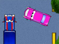 Funny Cars online hra