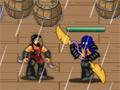 Golden Gauntlet online hra