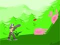 Gummy War online hra