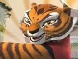 Kung Fu Panda: Tigress Jump online game