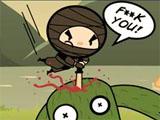 Ninja Dog online hra
