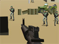 Military Shooting online game