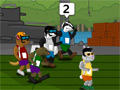 Animal Raceway online hra