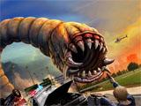 Death Worm online hra