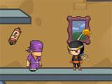 Ninja Stealth online hra
