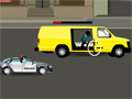 Police Shooting Gangster online game
