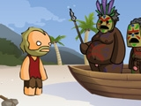 Robinson Crusoe: The Game online hra