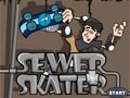 Sewer skater online game