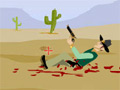 Cowboy Duel online hra