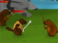 Battle Beavers online game