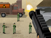 Lone Soldier online game