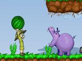 Hippos Feeder online game