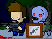 Zombocalypse online hra