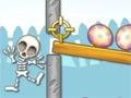 Skeleton Launcher- Levels Pack online hra