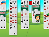 Golf Solitaire Pro online game