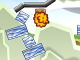 Kamikaze Blocks 2 Antigravity online hra