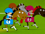 Horsey Races online game