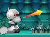 Robot vs Zombies online game