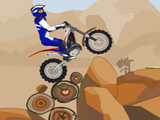 Moto Trial Fest online game