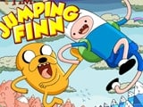 Jumping Finn online game