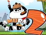 Samurai Panda 2 online game