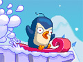 Avalanche: A Penguin Adventure online hra
