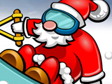 Santa's Snow Rush online game