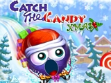 Catch the Candy Xmas online hra