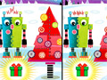 A Robots Christmas online game
