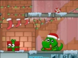 The Dusty Monsters - Merry Christmas online hra