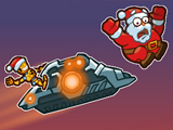 Canoniac Launcher Xmas online game