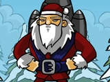 Rocket Santa online game