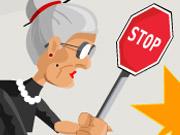 Angry Gran 2 online hra