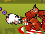 Cowaboom online hra