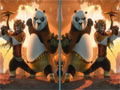 Kung Fu Panda 2 - Spot the Difference online hra