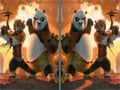 Kung Fu Panda 2 - Spot the Difference online game